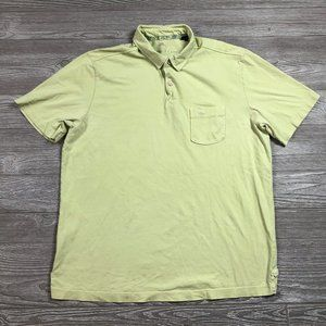 Tommy Bahama Polo Shirt Men's Size Large E90